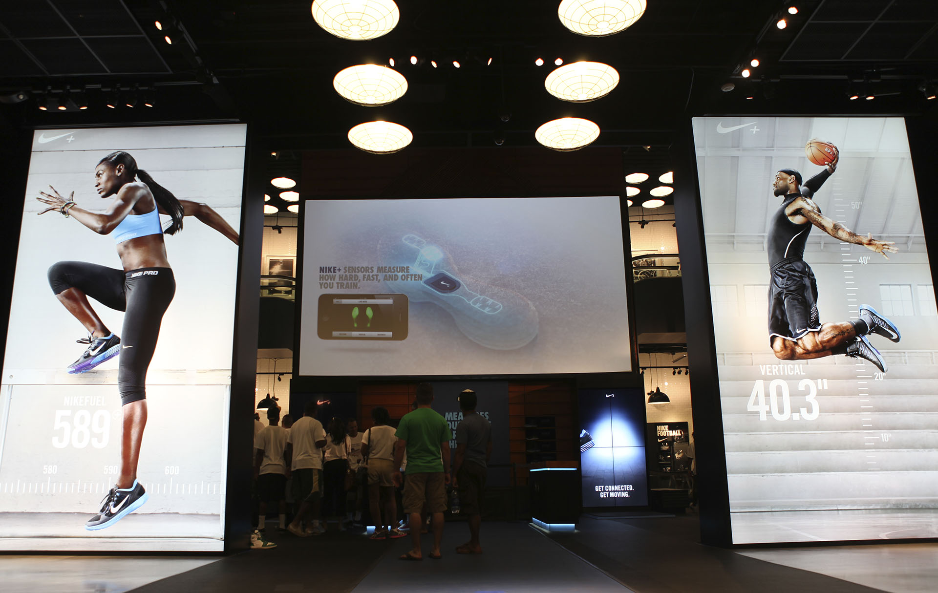 Nike Activation