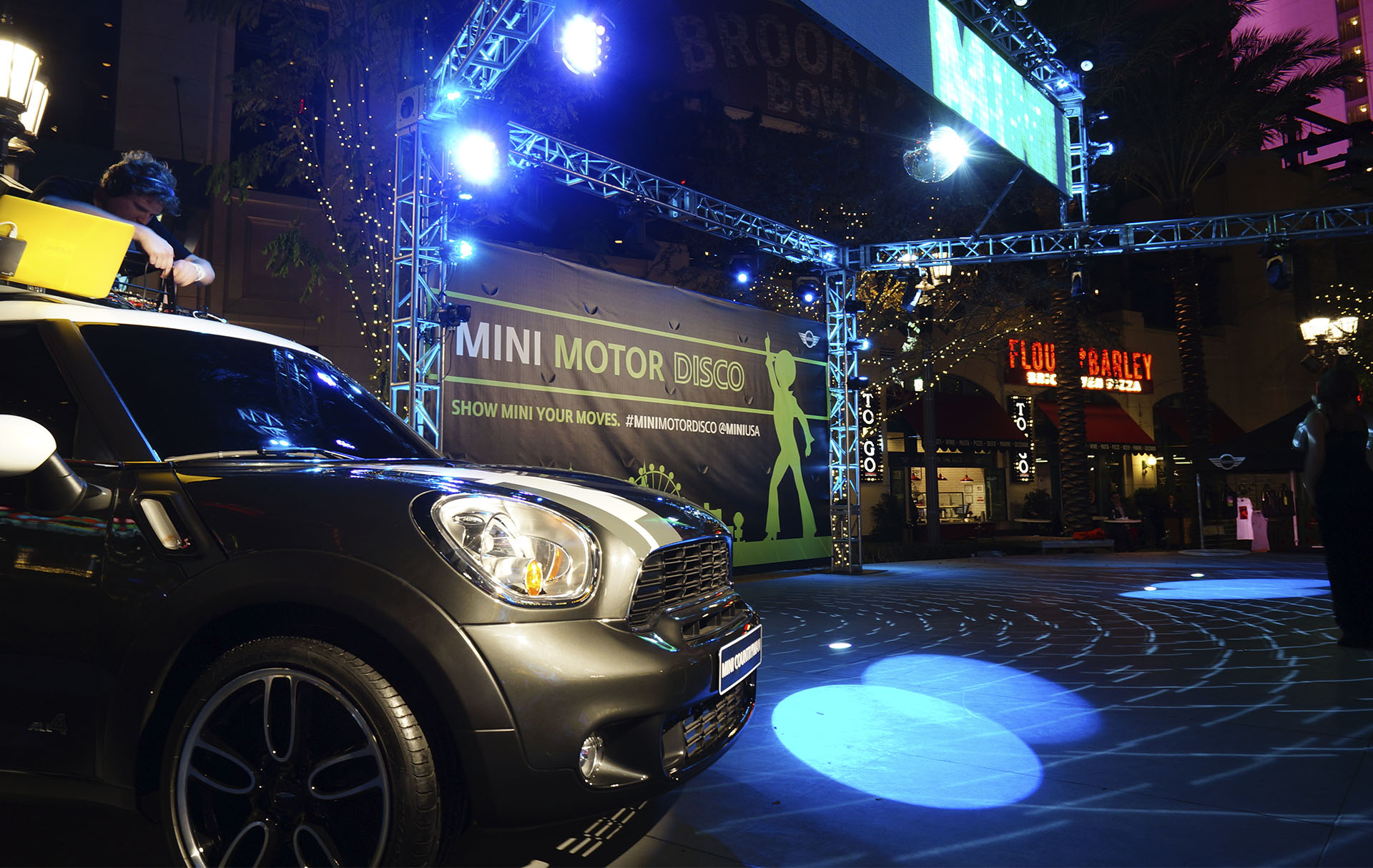 Mini Motors Tour - Las Vegas