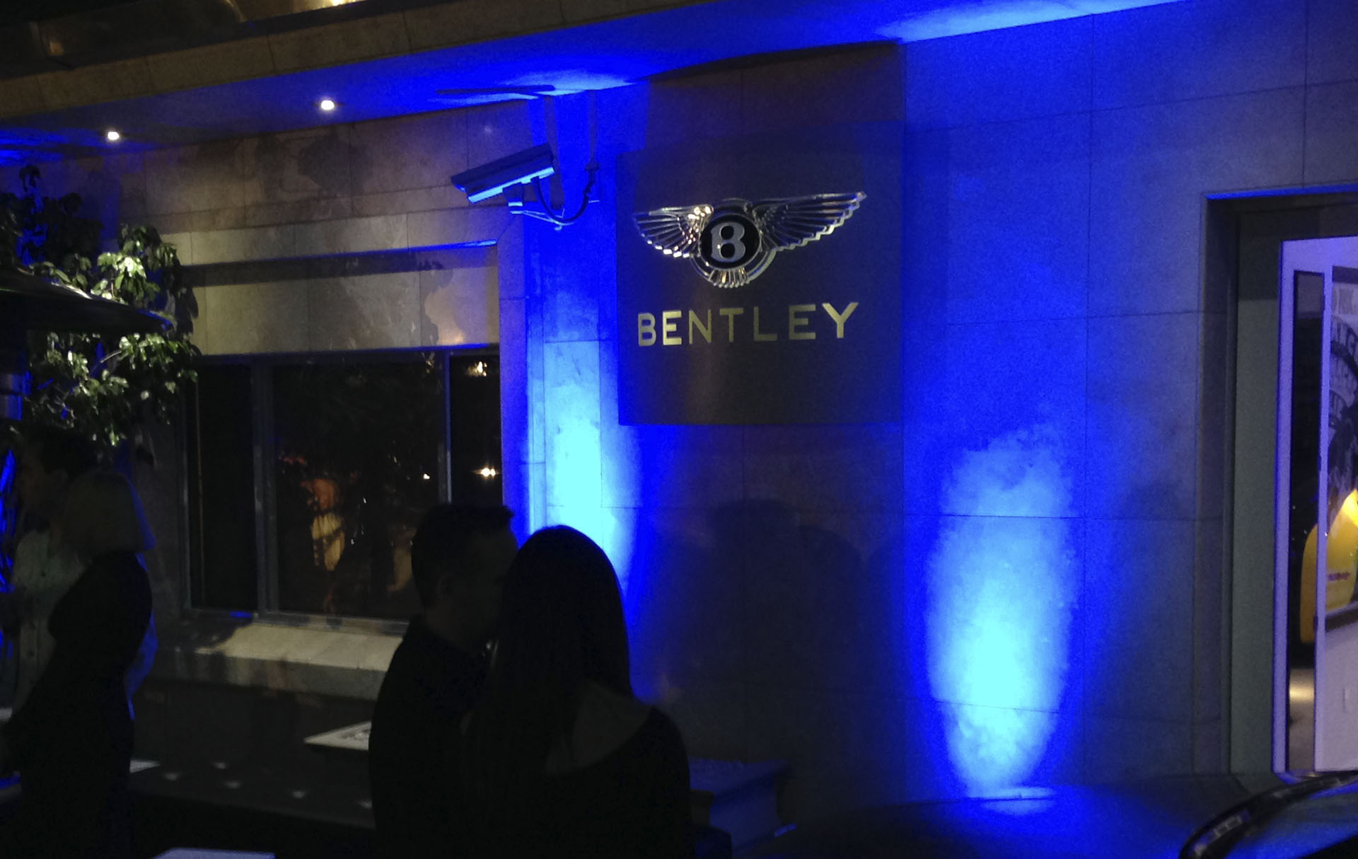 Bentley Activation
