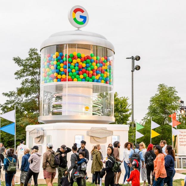 Google Wonderful Weekends, Chicago