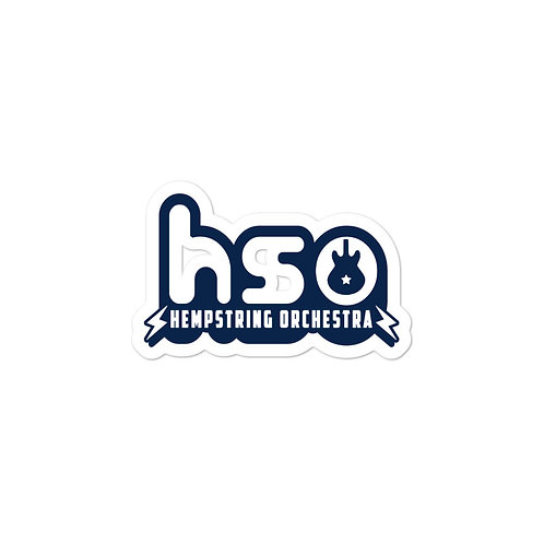 Bubble-free stickers - HSO
