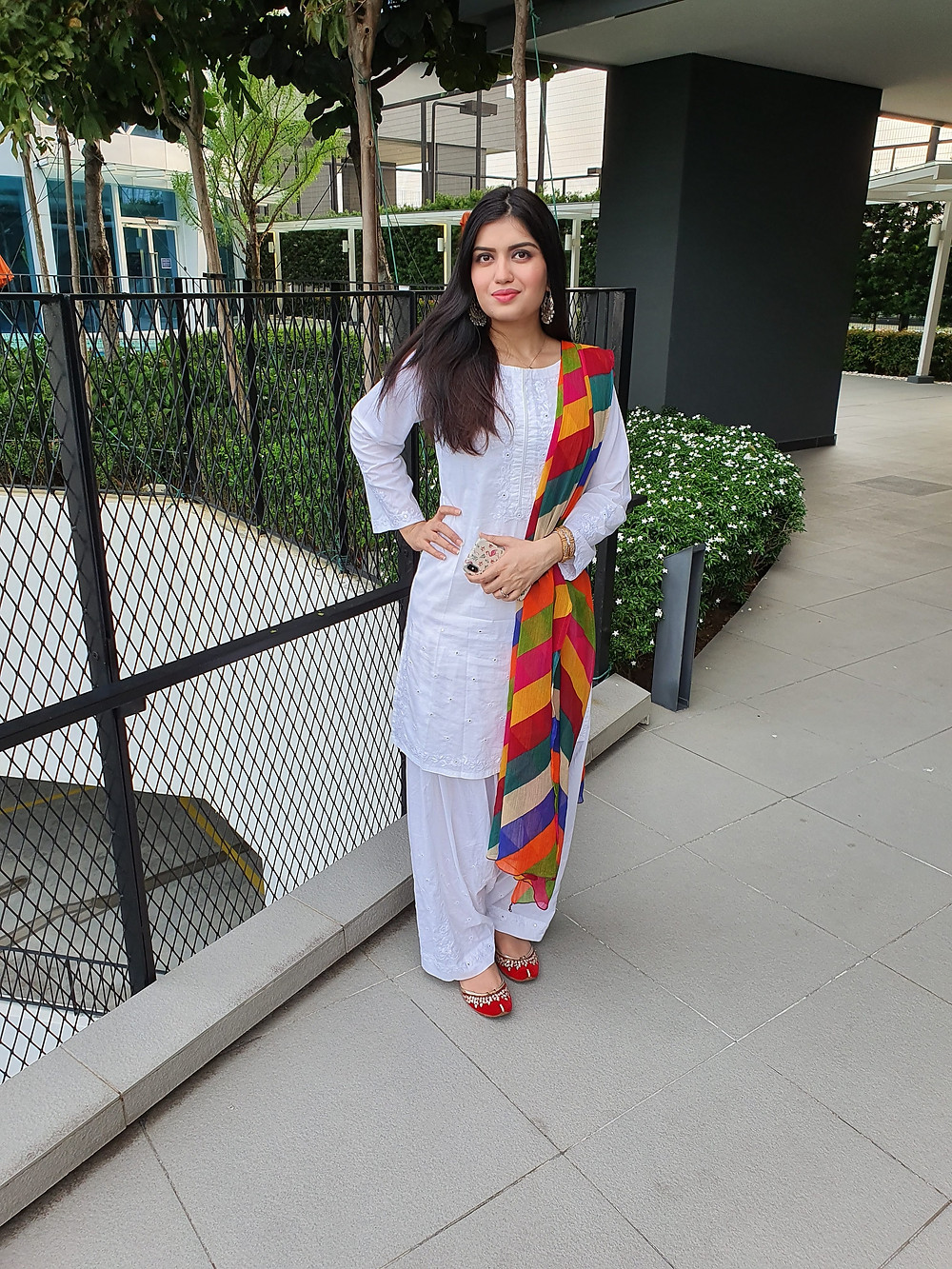 Fatima the ordinary style girl ready for iftaar party 8 may 2020