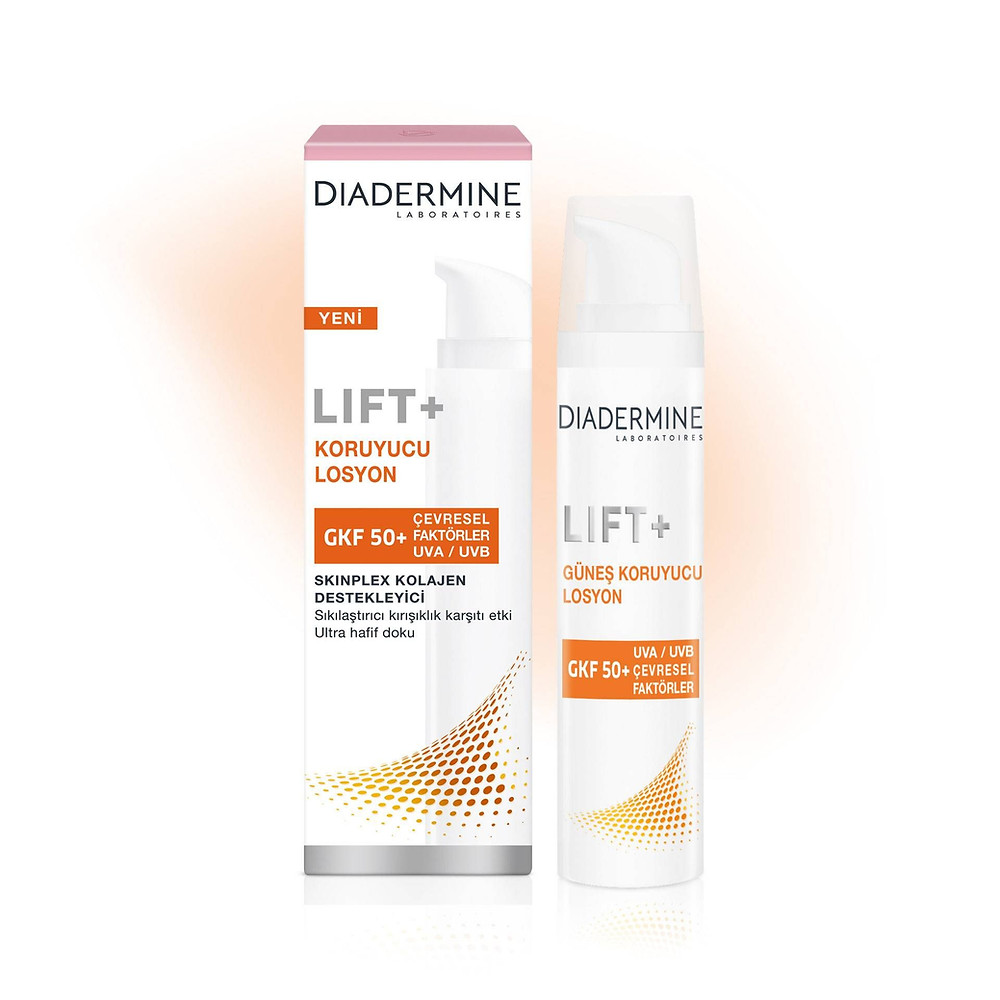 Diadermine Lift+ Sunblock from Turkey
