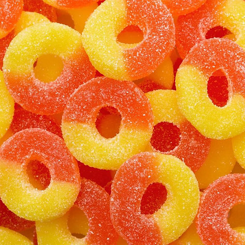 Assorted  Gummy Rings