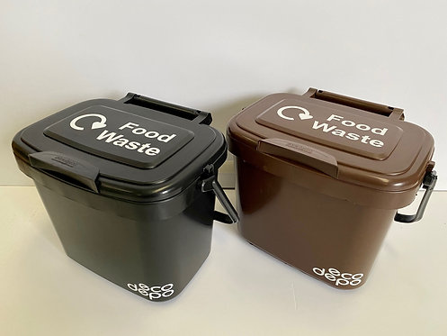 Food waste caddy