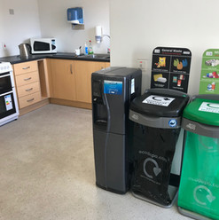 Canteen Recycling Station | Paper Recycling |Office bins | Food Waste | EcoDepo