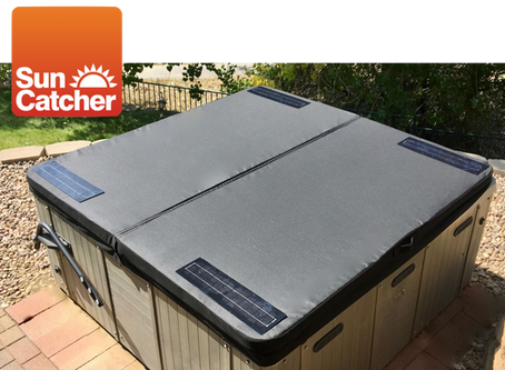 Solar Hot Tub Heater; the easy way