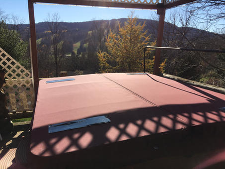 DuraCore Solar near Cornell, New York.