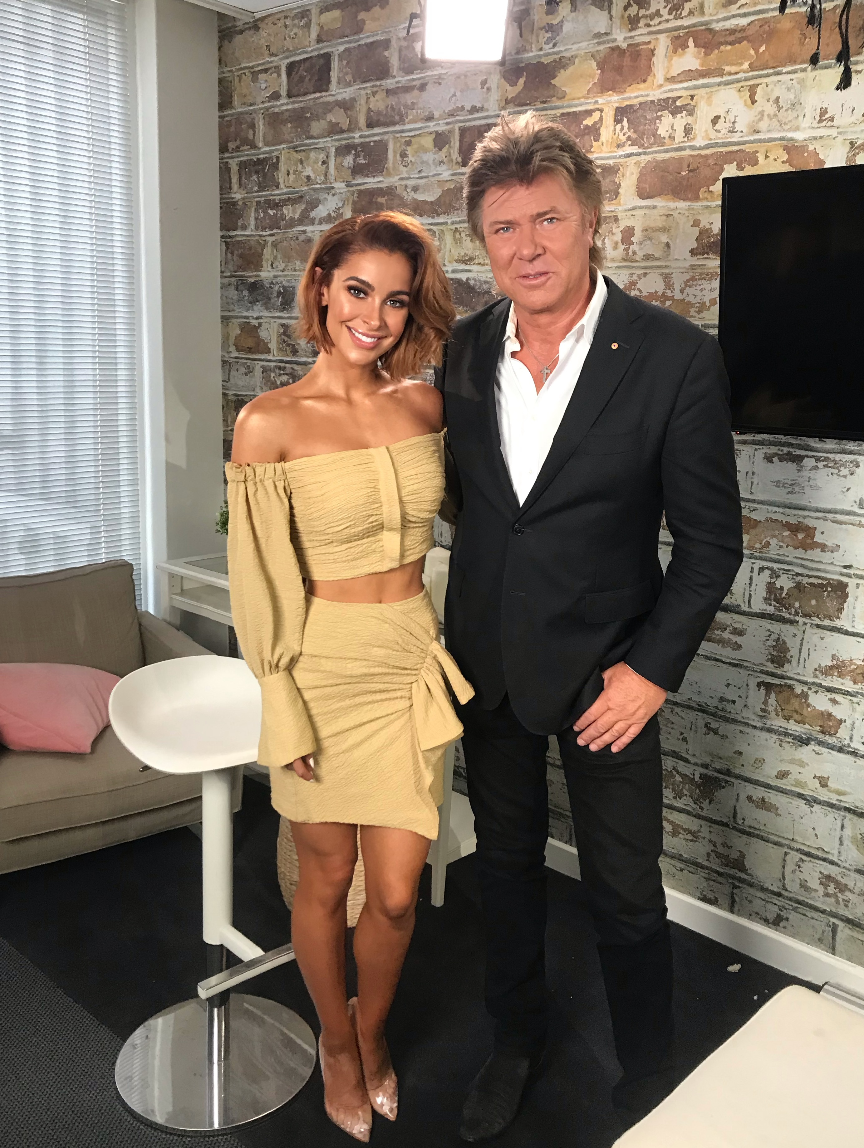 'FIGHTING WITH MY FAMILY' PRESS INTERVIEW WITH RICHARD WILKINS