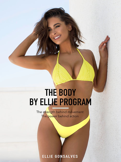 BODY BY ELLIE PROGRAM