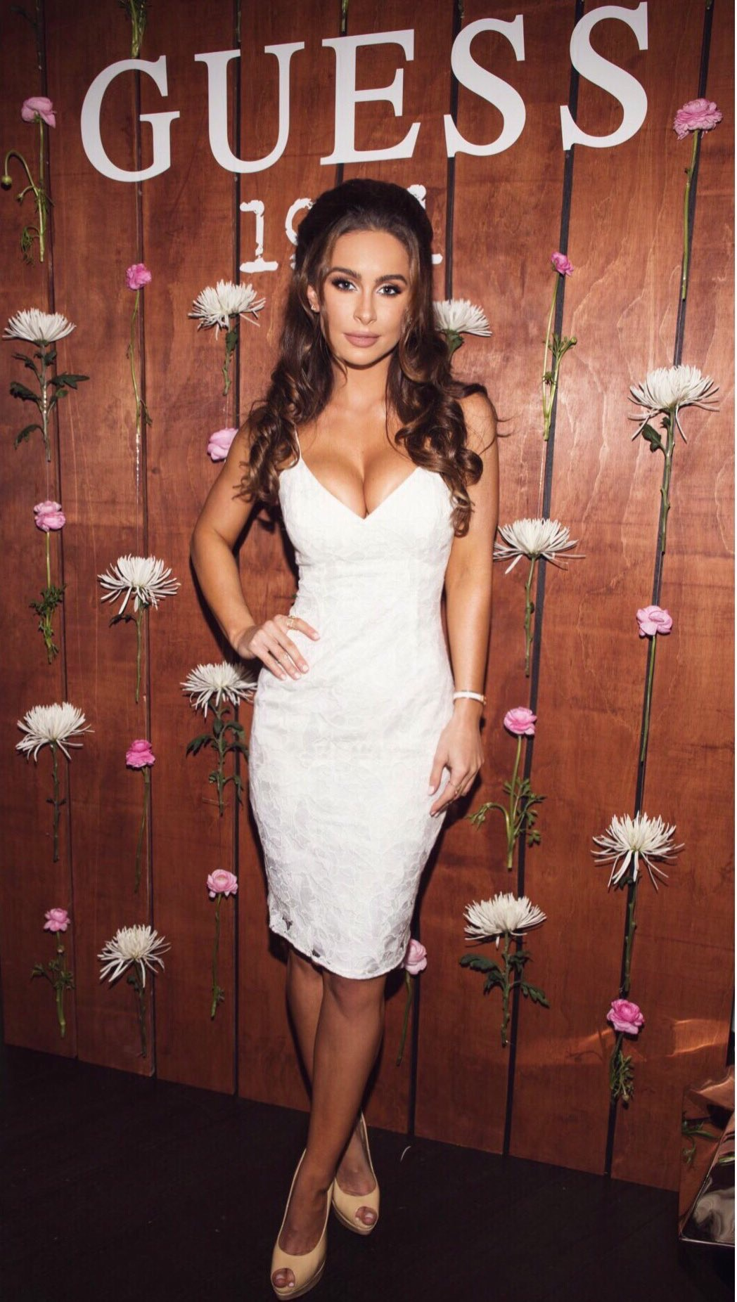 GUESS SPRING CAMPAIGN LAUNCH