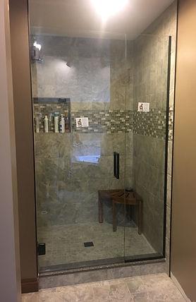 Framless Shower Door Company Indina