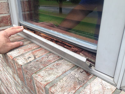 Window Rot Replacement Indianapolis Pella