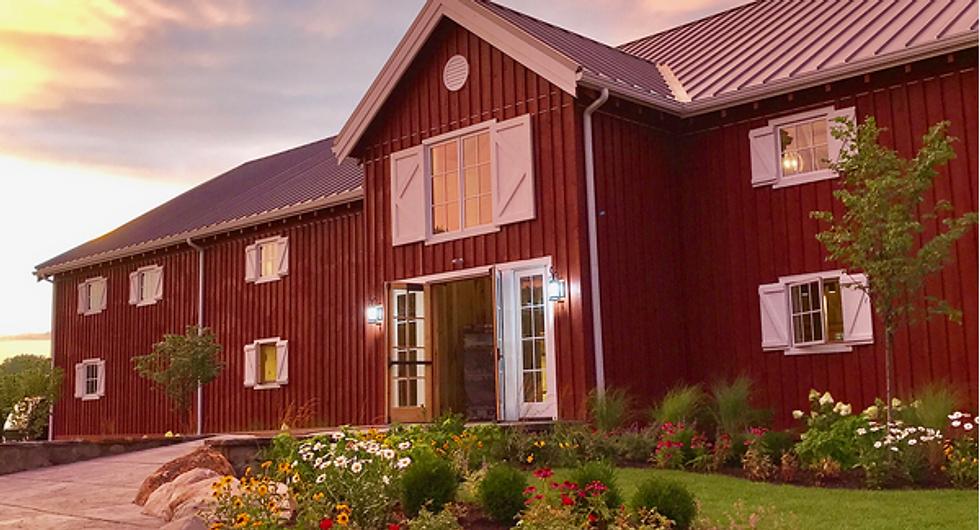 Lindley Farms Chatham Hills Barn