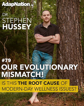 #79- Our Human  Evolutionary Mismatch! w
