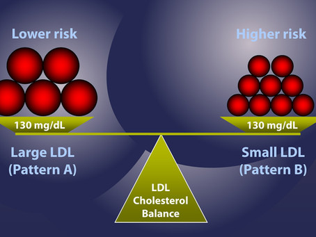 Does LDL Particle Size Really Matter?