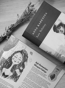 Aşk Romanları Okuyan Fahişe