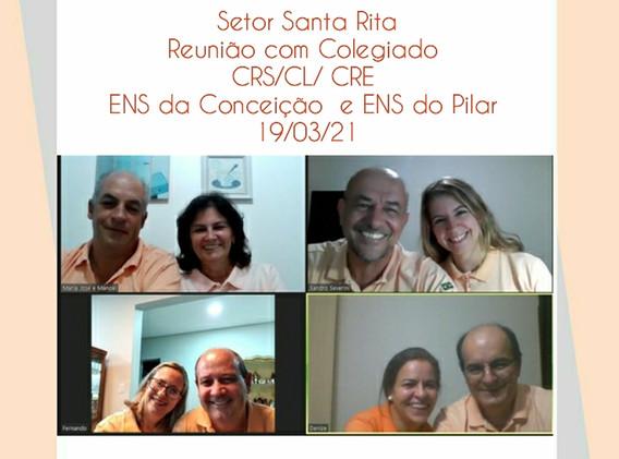 SRS - Reunião com Colegiado - ENS da Co