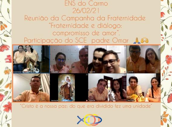 SRS - ENS do Carmo - Reunião Mensal - C