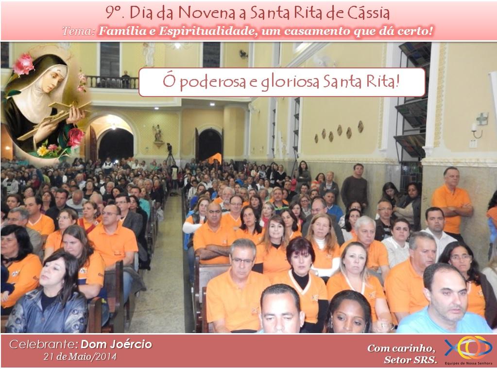 Novena a Santa Rita de Cássia