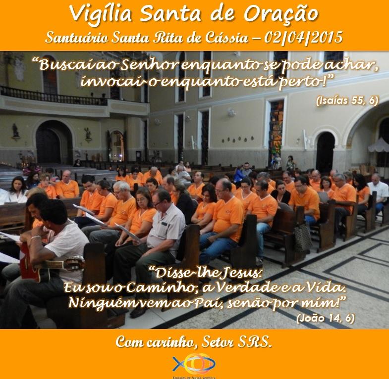 Vigília Santa de Oração
