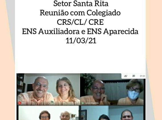 SRS - Reunião de Colegiado - ENS Aparec