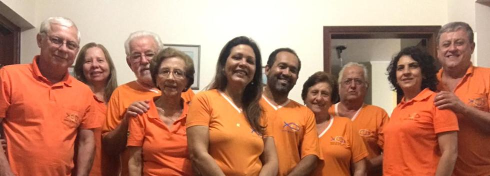 Reunião 80 Anos 1a. Reunião de Equipe (1