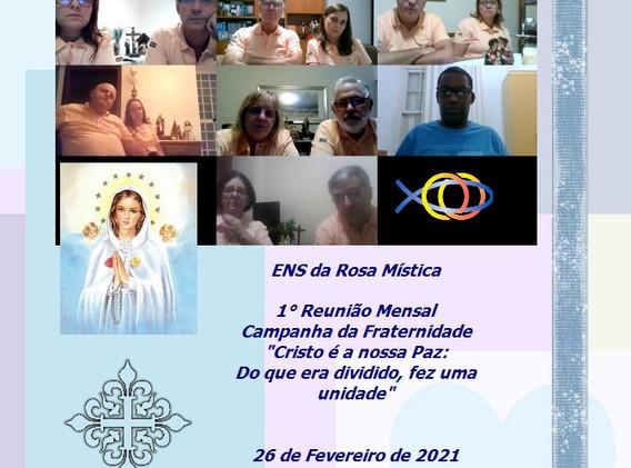 SRS - ENS da Rosa Mística - Reunião Me