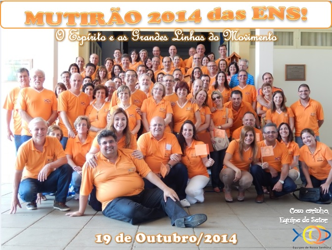 Mutirão 2014 das ENS