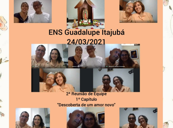SRS - ENS Guadalupe Itajubá - Reunião