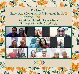 SRS - EXP. C. PIRANGUINHO - 15ª REUNIÃO