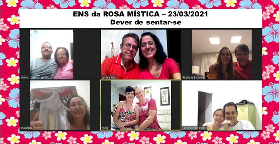 A - ENS da Rosa Mística - Dever de sent