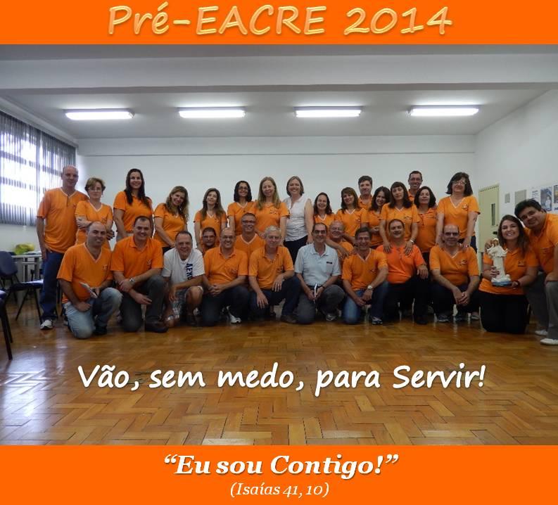 Pré-EACRE 2014