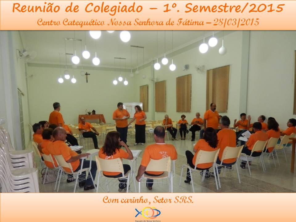Reunião de Colegiado