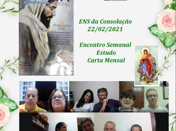 SRS - ENS da Consolação - Estudo carta