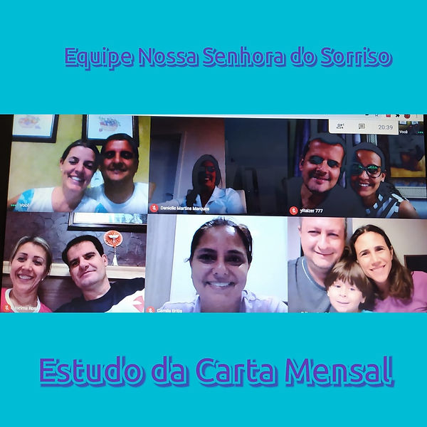 C- ENS DO SORRISO - ESTUDO DA CARTA MENS