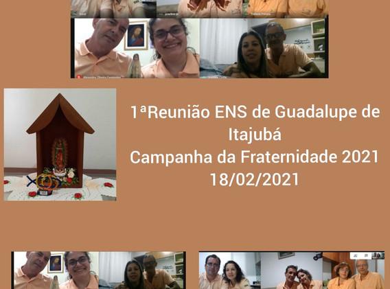SRS - ENS de Guadalupe - Reunião Mensal