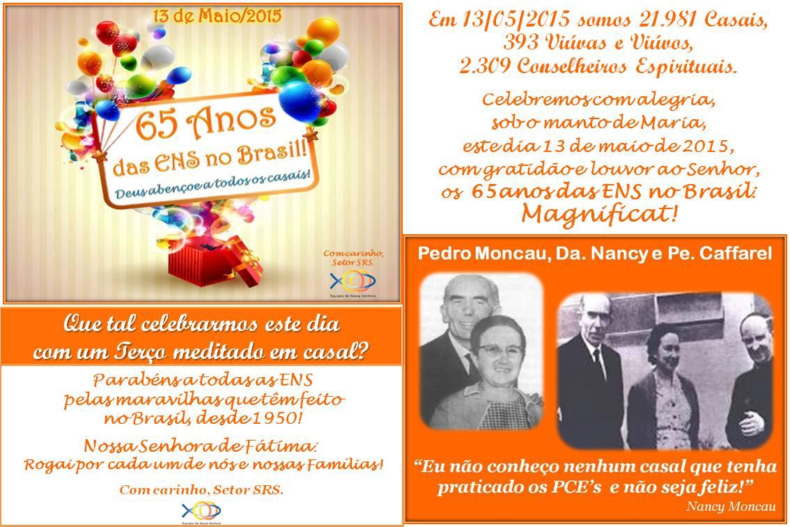 Comemoração dos 65 Anos das ENS
