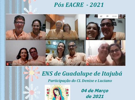 SRS - Pós-EACRE - ENS de Guadalupe (Ita