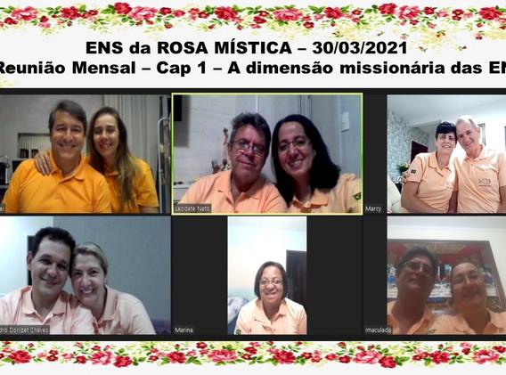 A - ENS da Rosa Mística - Reunião Mens