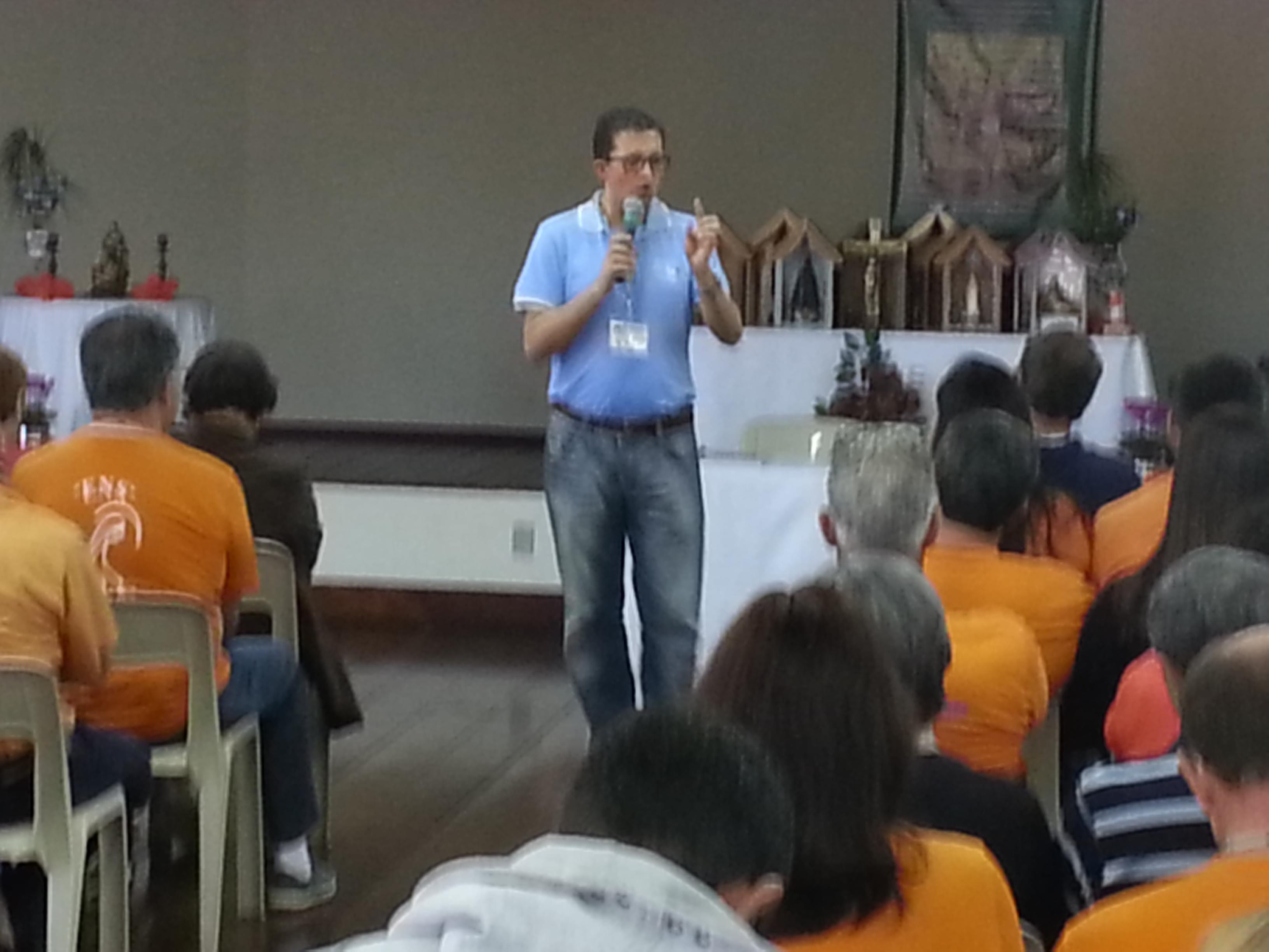 Retiro 2014