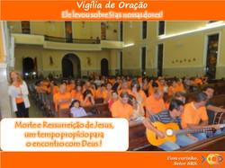 Vigília de Oração - Abril/14