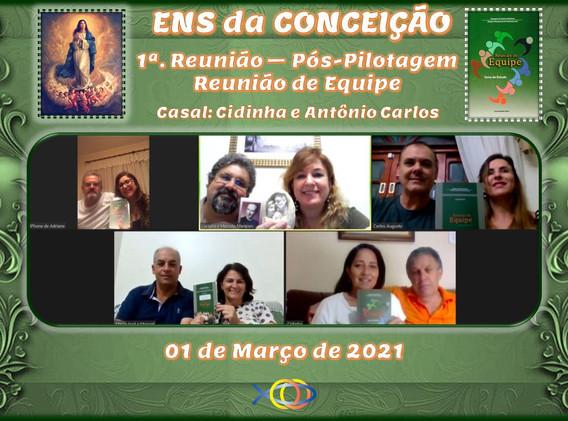 SRS - ENS da Conceição - Tema Pós-pil