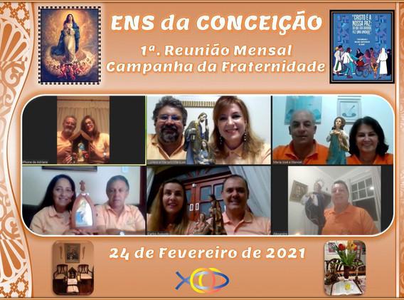 SRS - ENS da Conceição - Reunião Mens