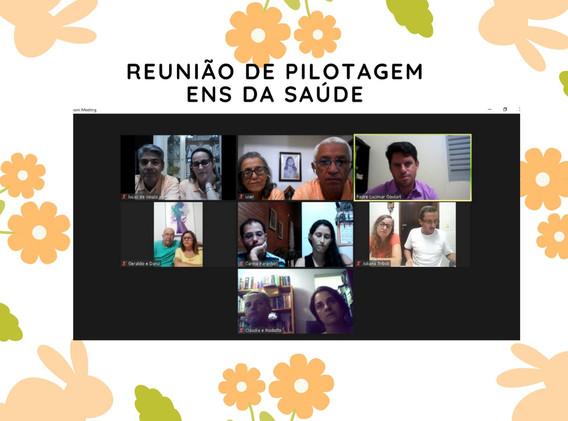 B -  ENS da Saúde - Reunião de Pilotag