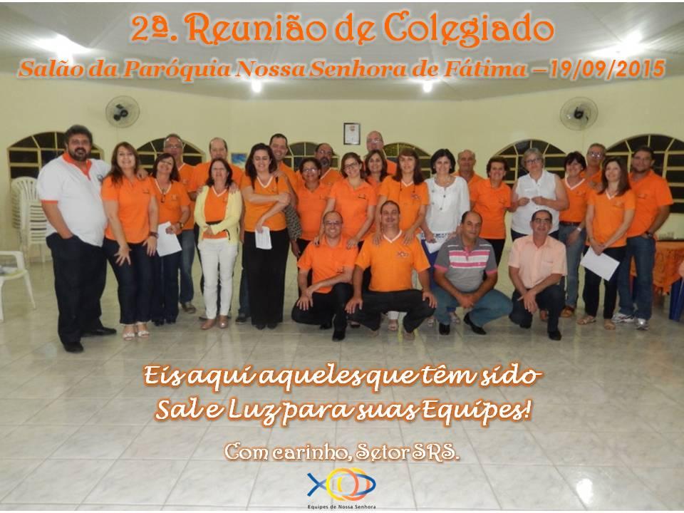 Reunião de Colegiado 19set15