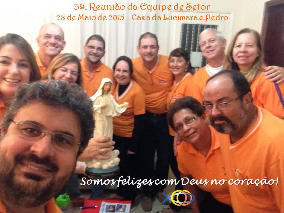 3a. Reunião Equipe de Setor