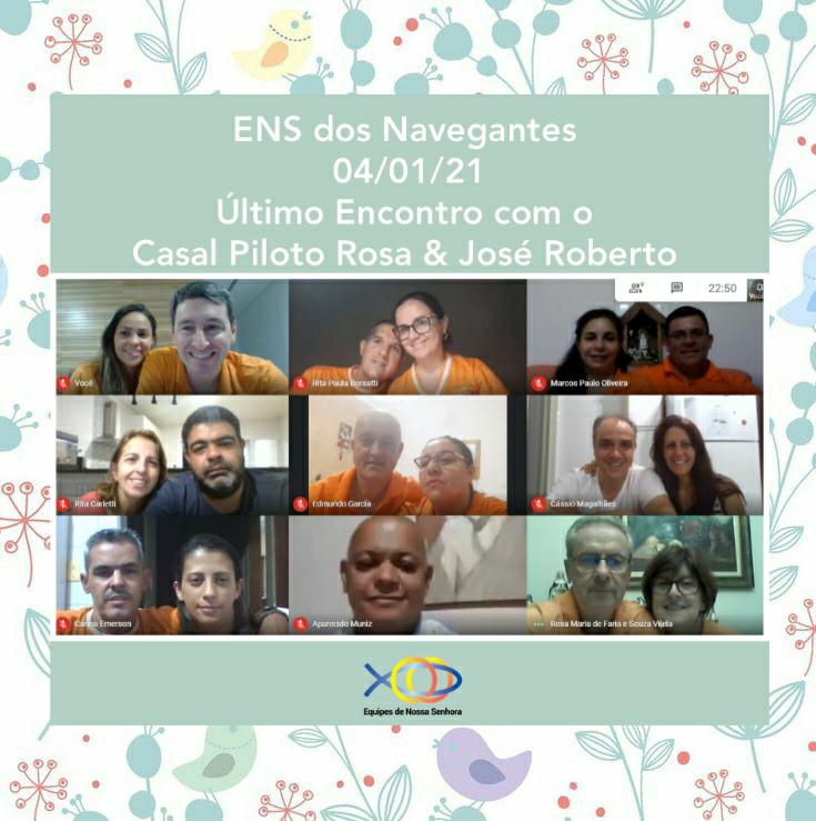 SRS - ENS DOS NAVEGANTES - ÚLTIMO ENCON