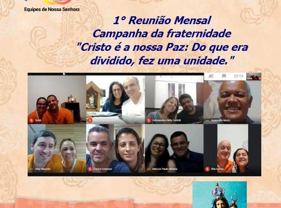 SRS - ENS dos Navegantes - Reunião Mens
