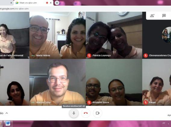 C - ENS das Graças - Reunião Mensal ca